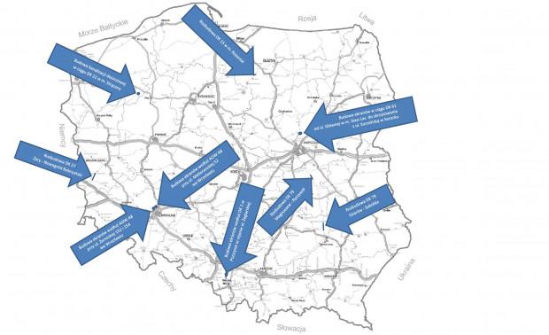 Do tych miejsc trafią dotacja z MI (fot. MI)