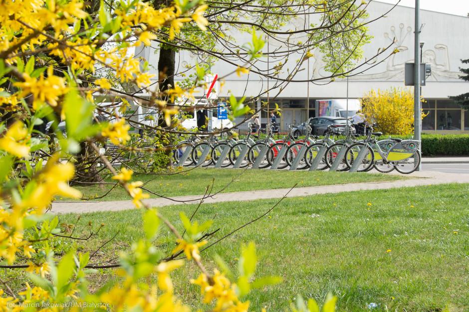 Białystok: Nextbike w upadłości. Rower miejski nie jest jednak zagrożony