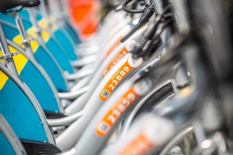 Płock chce przedłużyć umowę na wypożyczalnię rowerów od Nextbike