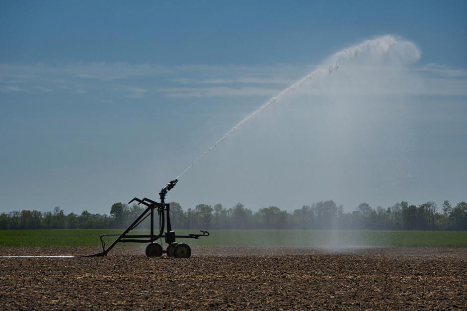 Prezydent: Nowa ustawa pomoże rozwiązać problem suszy