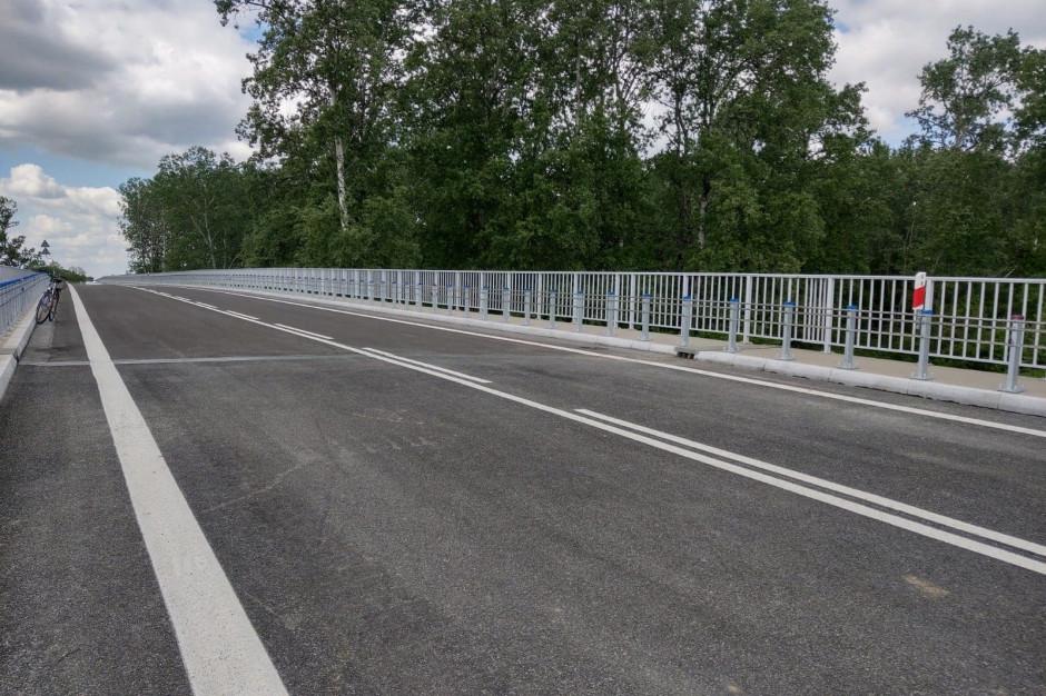 Drugi most na Wisłoce w Mielcu już gotowy