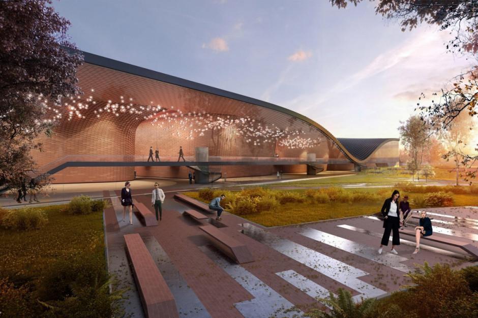 Kraków wycofuje się z realizacji Centrum Muzyki. Były nieprawidłowości przy konkursie na zaprojektowanie obiektu