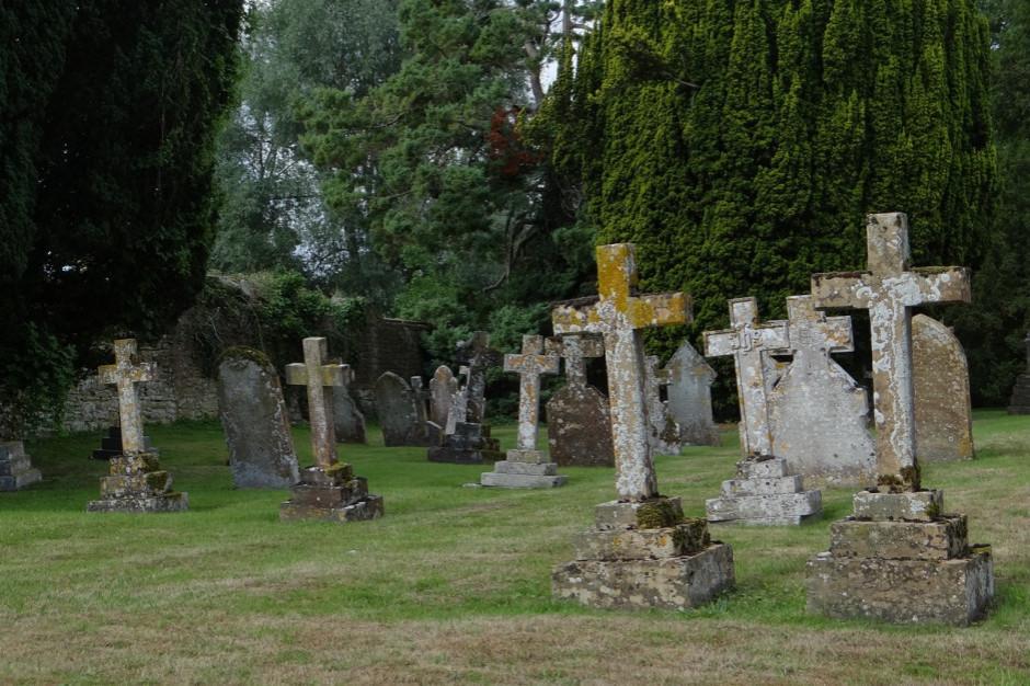 Jak miasta organizują odbiór odpadów z cmentarzy
