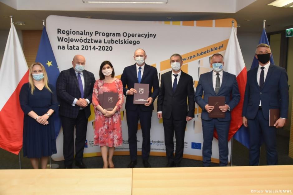 Lubelskie: Ponad 10 mln dotacji na OZE dla samorządów