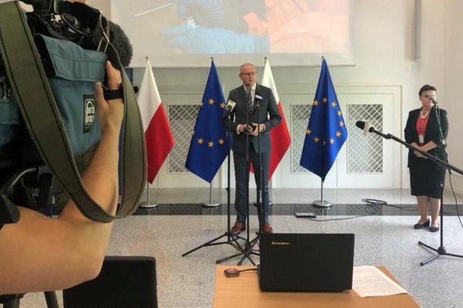 Wojewoda wielkopolski: Sytuacja w DPS-ach jest stabilna
