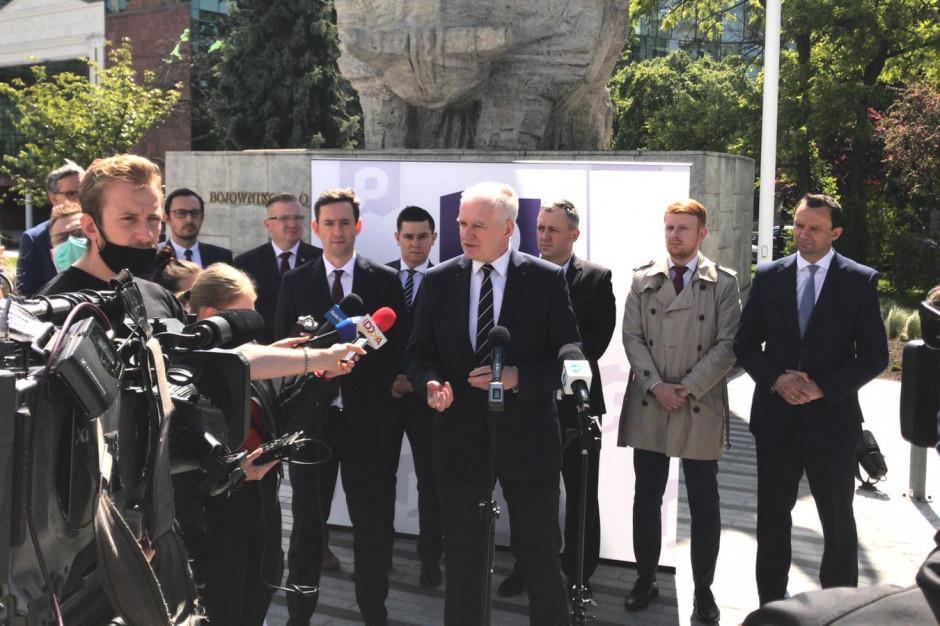 Czterech opolskich samorządowców dołączyło do Porozumienia Jarosława Gowina