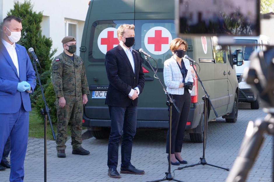 Miliard złotych na wsparcie DPS-ów