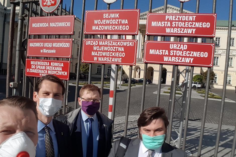 Czarnek: Trzaskowski jest prezydentem milczącym. Nie radzi sobie w zarządzaniu Warszawą