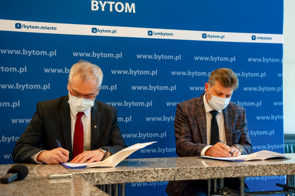 Bytom i Politechnika Śl. będą współpracować w dziedzinie rewitalizacji terenów pogórniczych