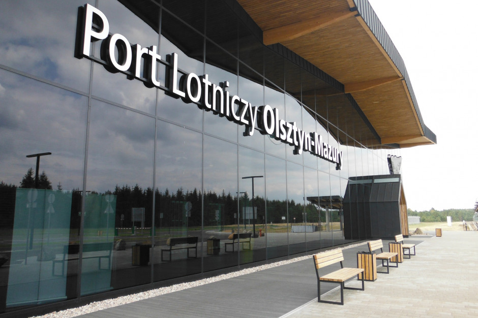 Samorząd województwa warmińsko-mazurskiego liczy na wsparcie rządu dla portu lotniczego Olsztyn-Mazury