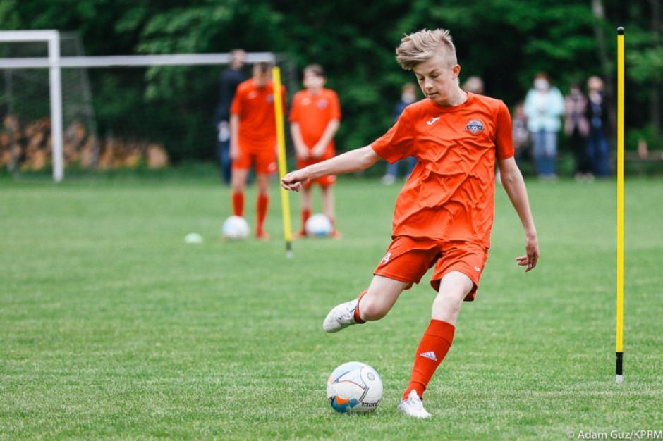Rząd chce rozwijać Program Budowy Zadaszeń Boisk Piłkarskich