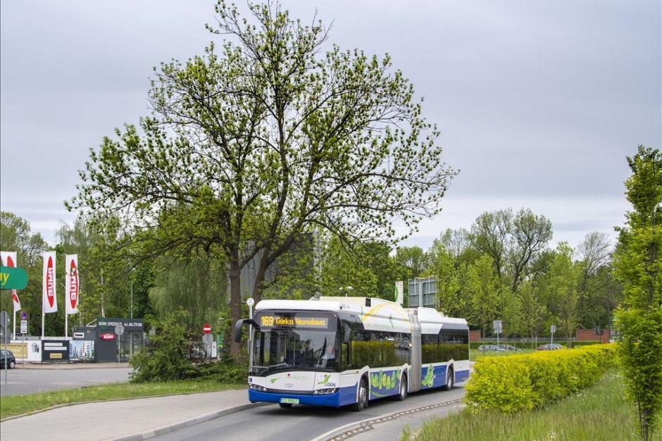 Kraków kupi 50 autobusów elektrycznych