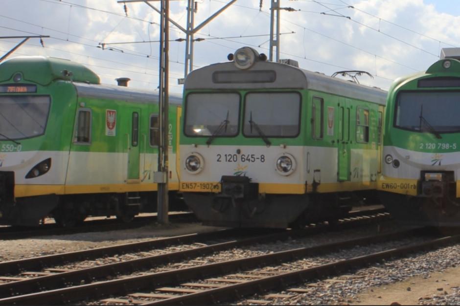 Koleje Mazowieckie: Pociągi wracają na tory