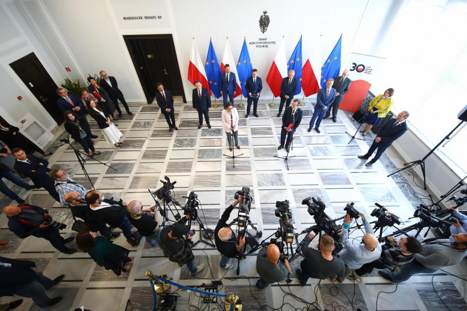 Marszałek Senatu: Samorządy to jeden z największych sukcesów wolnej Polski