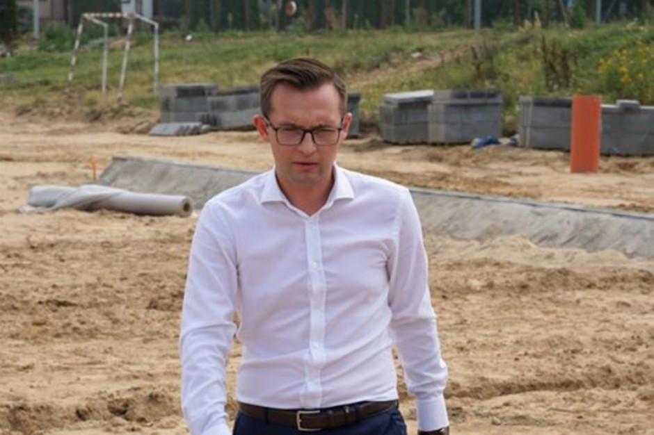 Kosiński: Zerowy VAT na inwestycje byłby najlepszym wsparciem dla samorządów
