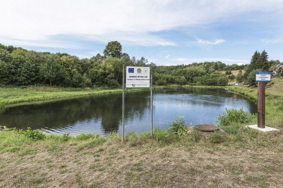 Unijne miliony na efektywne wykorzystywanie wód opadowych
