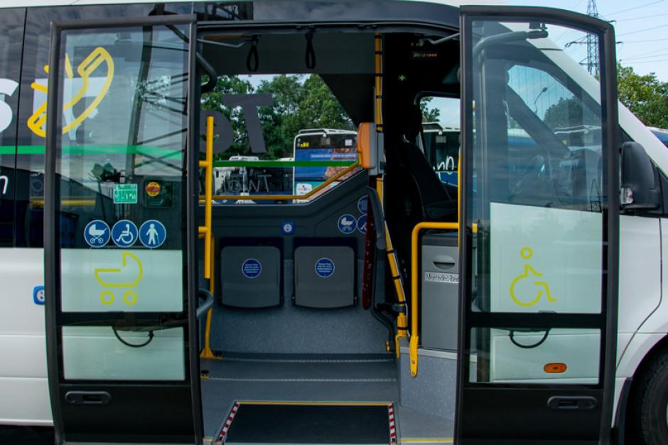 Miasto kupuje autobusy typu midi i mini
