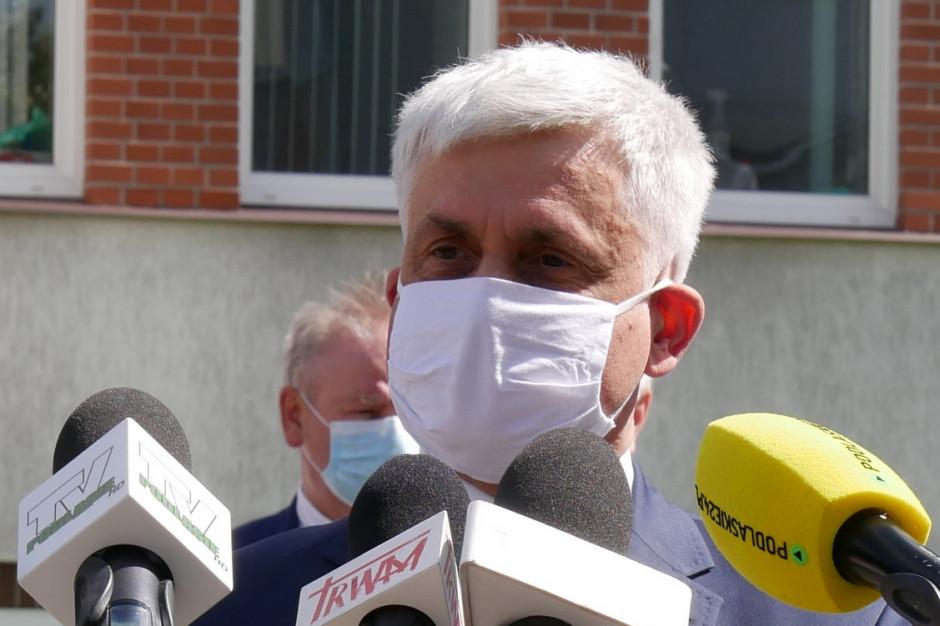 Szpital MSWiA w Białymstoku przestaje być szpitalem jednoimiennym