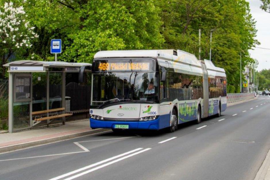 Kraków przetestuje autobusy zasilane wodorem