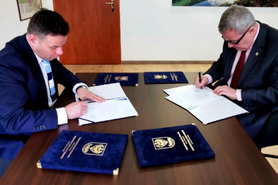 Jacek Milewski i Andrzej Petreczko dziękują w liście byłym prezydentom i przewodniczącym rady miejskiej w Nowej Soli
