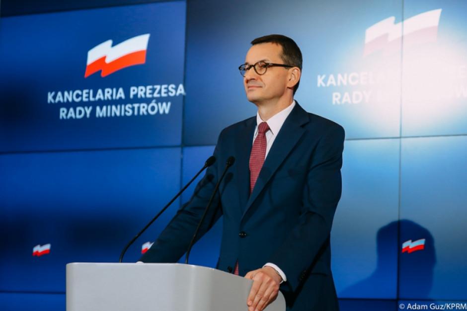 Premier: Polska otrzyma dodatkowe środki na budowę dróg, kolei i inne projekty