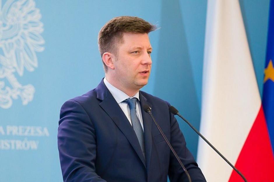 Szef KPRM: Apeluję do Rafała Trzaskowskiego, by wrócił do swoich obowiązków