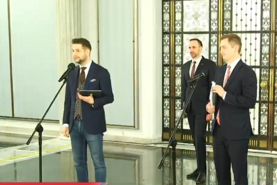 Jaki: Trzaskowski nie dotrzymał 72 z 77 złożonych obietnic