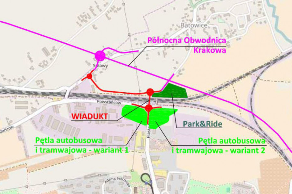 W Batowicach powstanie wiadukt