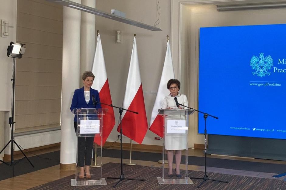 Maląg apeluje do władz Warszawy o sprawną realizację wniosków z tarczy antykryzysowej