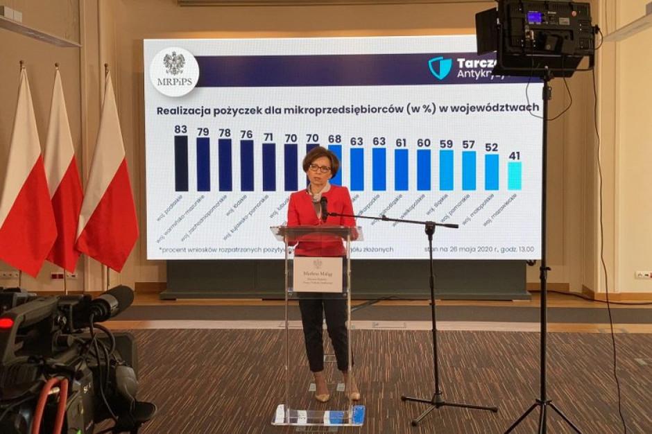 Marlena Maląg: ponad 800 placówek całodobowej opieki otrzyma 380 mln zł. Będą dopłaty do wynagrodzeń?