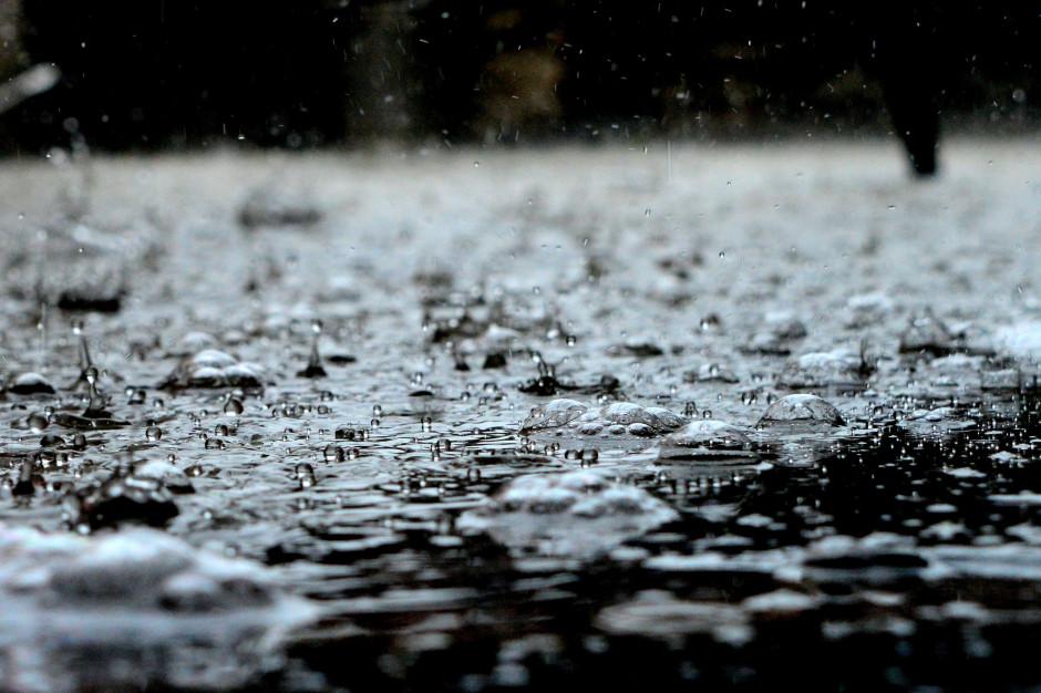 Deszcze doprowadziły do przyboru wód w okolicach Bielska-Białej