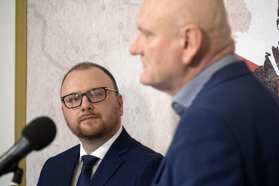 Paweł Gulewski nowym wiceprezydentem Torunia