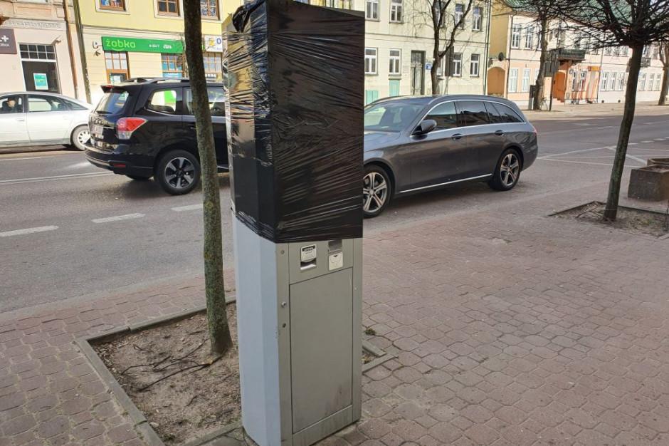 Suwałki przywróciły opłaty za parkowanie w centrum