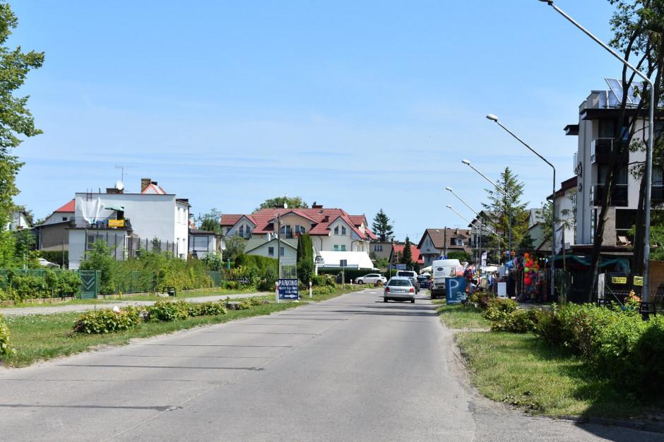 Mielno: I etap rozbudowy głównej drogi zakończony