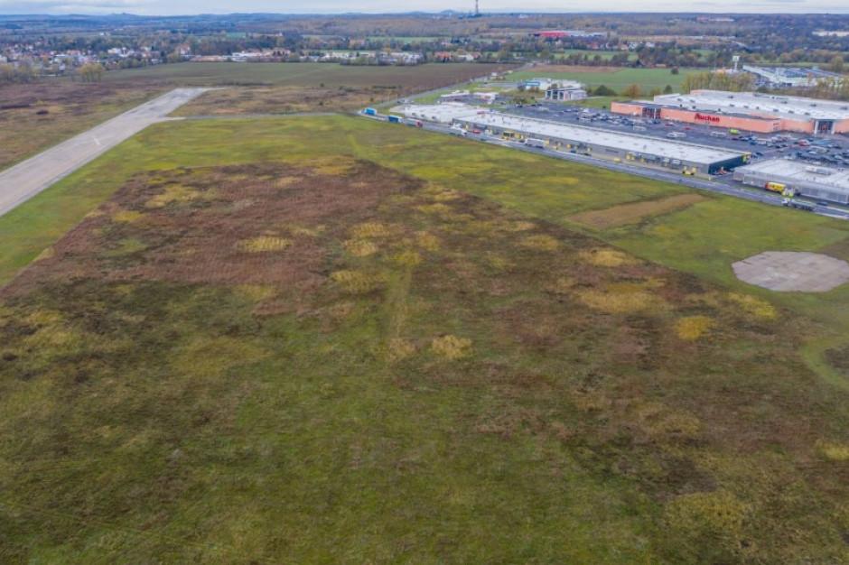 Dawne lotnisko w Legnicy przekształca się w park technologiczny