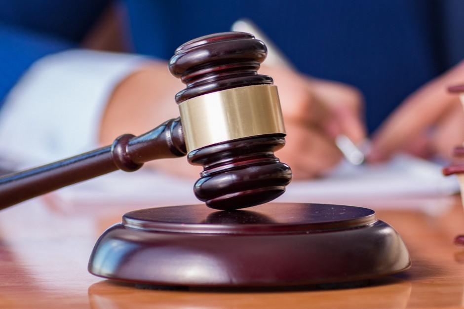 Prawomocny wyrok za groźby pod adresem prezydenta Olsztyna
