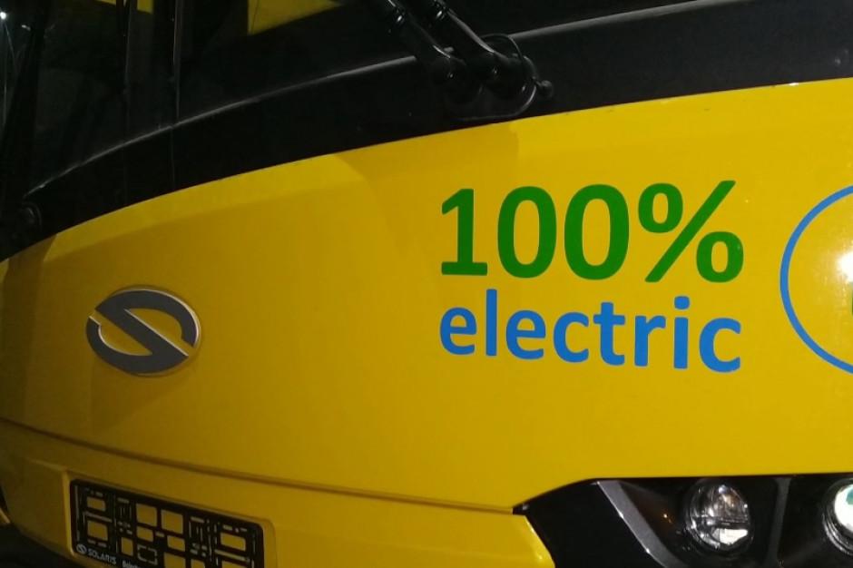 60 mln zł dla gmin wiejskich na elektryczne autobusy szkolne