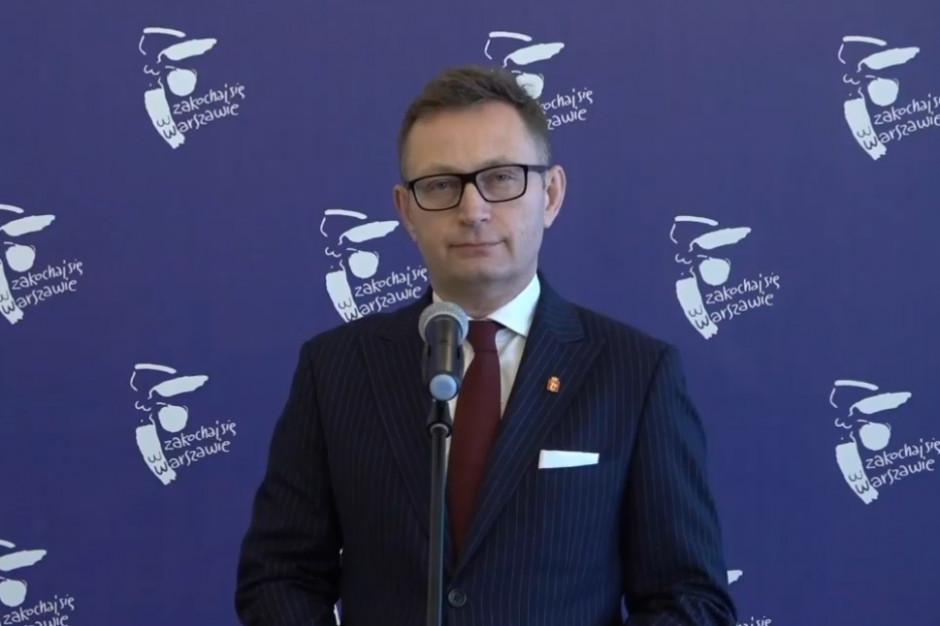 Warszawa: Miasto nie zabrało dofinansowania PFRON