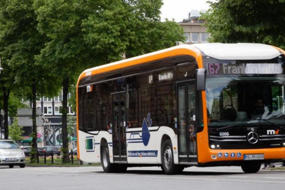 MZK w Jeleniej Górze testuje elektryczny autobus