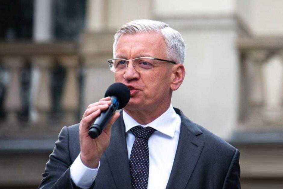 Jaśkowiak: To wielkie wyzwanie, ale zrobimy te wybory 28 czerwca