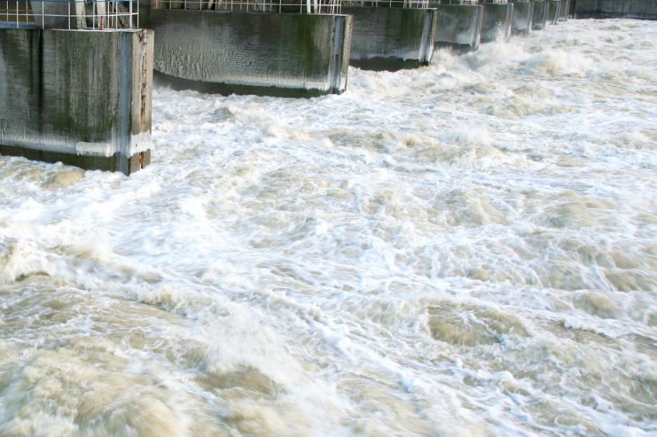 Susza negatywnie wpłynie na elektrownie wodne