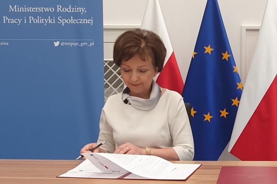 Maląg: Rząd non stop przekazuje pomoc do samorządu Warszawy