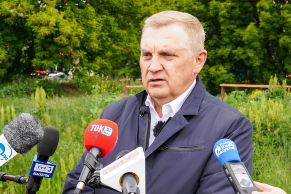 Truskolaski: Cofnięcie pozwolenia dla spalarni byłoby ewidentnym złamaniem prawa