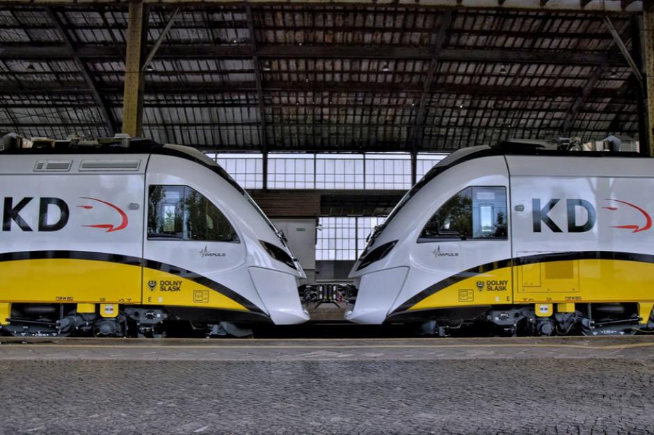 Tylko jeden chętny na dostawę pociągów dla Kolei Dolnośląskich