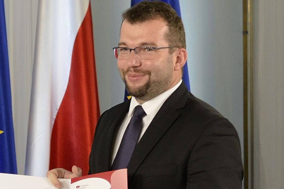Grzegorz Puda: mimo pandemii realizowane są inwestycje prorozwojowe z funduszy unijnych