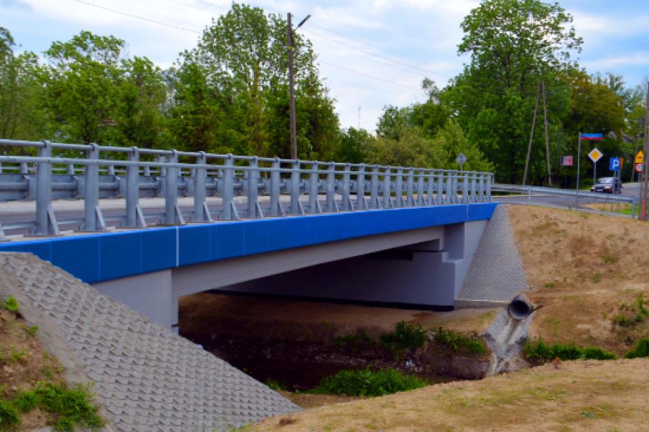 Most w Rogach oddany do użytku przed terminem