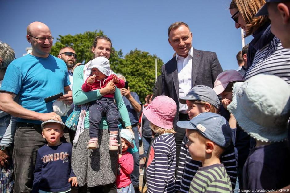 Prezydent: będzie bon turystyczny - 500 zł na dziecko do wykorzystania do końca 2021 r.