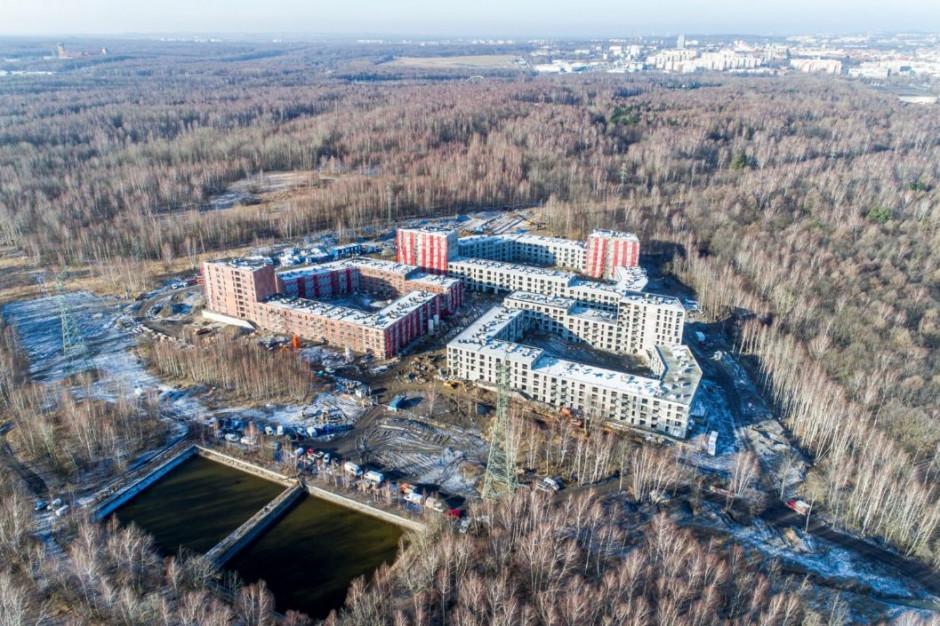 Budowa osiedla Nowy Nikiszowiec na finiszu. Nabór najemców przesunięty z powodu epidemii