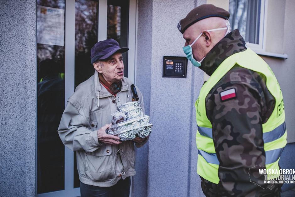 Świętokrzyskie: Ponad 80 tys. mieszkańców regionu skorzystało z pomocy WOT