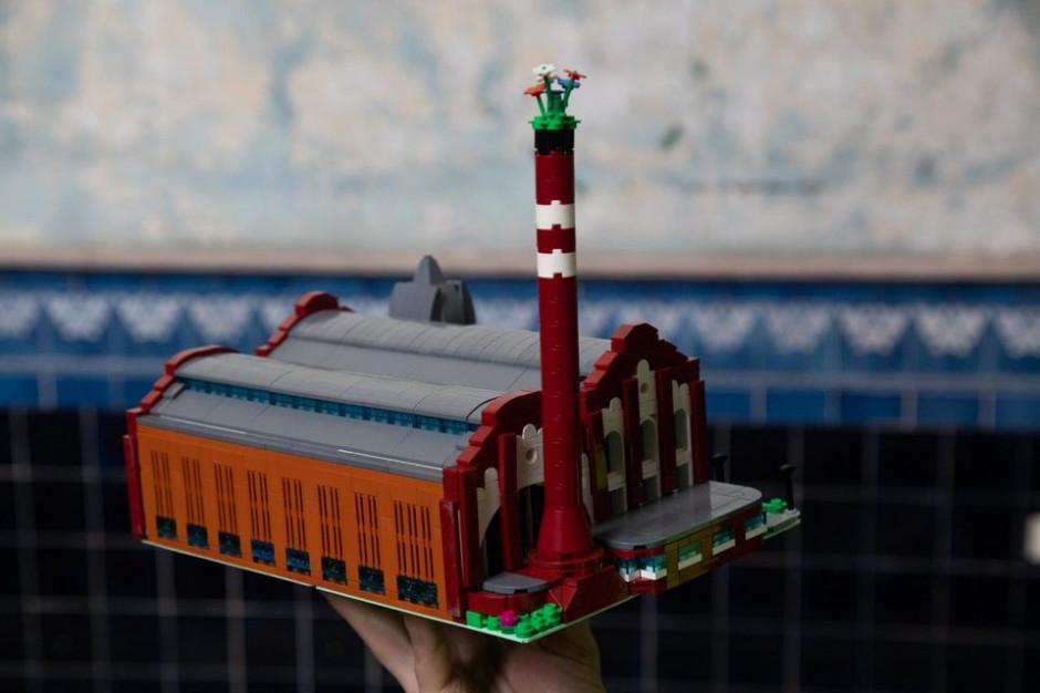 Zabytek z polskiego miasta będzie można ułożyć z klocków Lego?